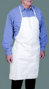 "TyveK® 400 28"" x 36"" Disposable Aprons"