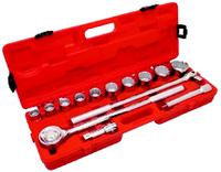 14 Pieces  3/4IN  Drive Socket Set