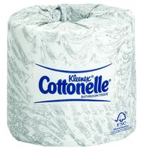 Kleenex 4.09IN x4.0IN x451 Sheets Cottonelle Bathroom Tissue