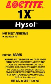 Technomelt Yellow Hot Melt Adhesive