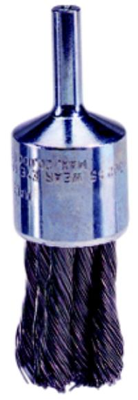 1 1/8IN  Knot Wire End Brushes