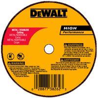 6IN  Small Diameter Abrasive Cut Off Wheels