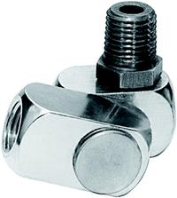 Dynaswivel Universal Joint  3/8IN  NPT Air Line Connectors