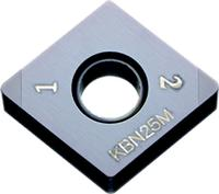 CNGA - MEW KBN10M 80 Degree Rhombic CBN Turning Insert