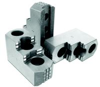 HB Series HB10A1 10IN  Hard Jaws Set for Power Chuck