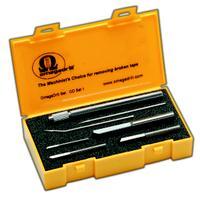 5/64IN ,  1/8IN ,  3/16IN ,  1/4IN  Tap Extractor Set
