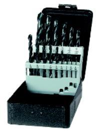 Series C15R10 15 Piece Jobber Drill Set
