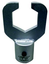 REGO-FIX ER 25 ER Collet Torque Wrench Heads