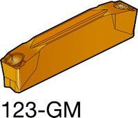 CoroCut 123-GM GC1145 Carbide External Grooving Insert