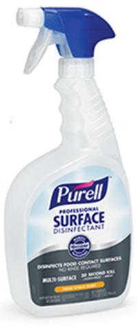 PURELL® 32oz Professional Surface Disinfectant