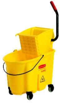 WaveBrake 35qt Mop Bucket & Wringer Combo