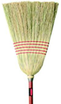 Model 6381 12IN  Indoor / Outdoor Corn Broom