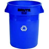 Brute Model 2632-73 32gal Recycling Container