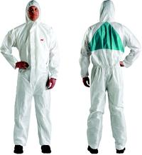 4520 Series Medium 3M™ Disposable Protective Coveralls