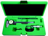 3 Piece Measuring Tool Set