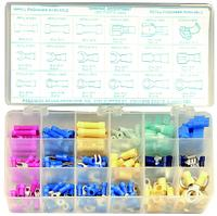175 Pieces Electrical Terminal Assortment