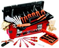 FACOM 28 Piece Electrical Insulated Tool Set