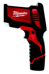 Temp-Gun Tool Only M12 Lithium-Ion Cordless Laser Thermometer