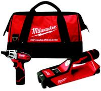 M12 - Sub-Scanner 6-Piece 12 Volt Cordless Detection Tool Kit