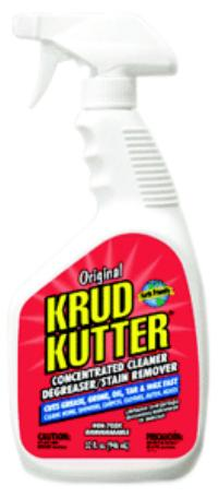 Krud Kutter® 5gal Concentrated Cleaner Degreaser Stain Remover