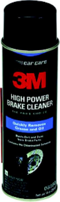 14oz Aerosol Net Wt. 3M™ High Power Brake Cleaner 08880