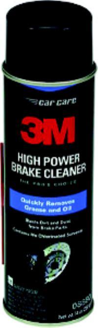 14oz Aerosol Net Wt. 3M™ High Power Brake Cleaner 08880