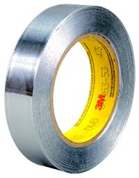 3IN x60yds 3M™ Aluminum Foil Tape 425