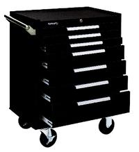 27IN W x 18IN D x 35IN H 7 Drawer Mobile Cabinets