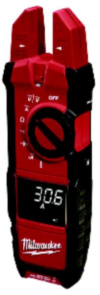 AA Cordless Fork Meter for HVAC/R