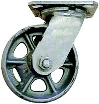 4IN  Swivel Plate Wheel Casters