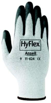 HyFlex® 11-624 Medium/8 Cut Resistant Gloves