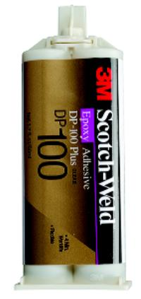 50ml 3M™ Scotch-Weld™ Epoxy Adhesive DP100 Plus
