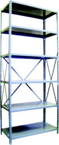 36IN x18IN x85IN  Industrial Clip Shelving