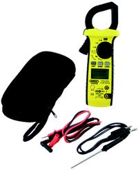 Rugged HVAC Amp Clamp Meter