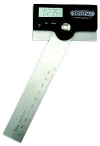 0.00° to 180.00° Digital Protractor Stainless Steel