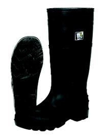 10 PVC Steel Toe Rubber Boots