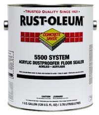 1gal Acrylic Dustproofer Floor Sealer