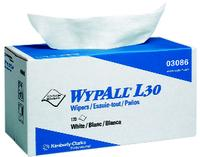 WypAll 10IN x10.8IN , 120 Wipers L30 Wipers