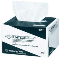 KIMTECH Science* 4.4IN x8.4IN  Precision Tissue Wipers
