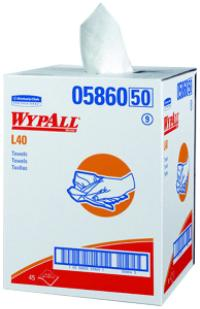 WypAll® 19.5IN  x 42IN  L40 Professional Bath Sized Towels