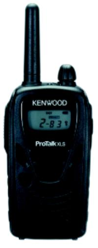 Pro-Talk 1.5 Watts Portable UHF Two-Way Radio