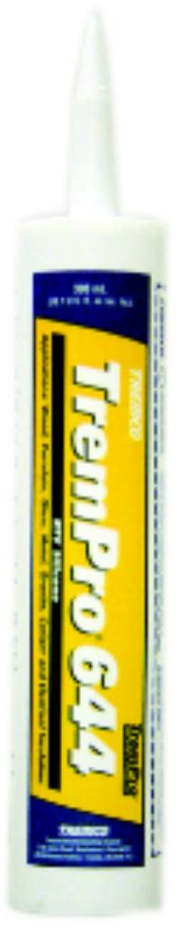 TremPro 644 RTV Clear General Purpose Silicone Sealant RTV