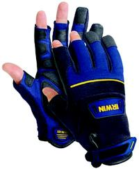 TechnoGrip Large/9 Carpenter's Gloves
