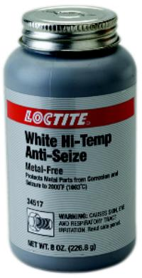 8oz Brush-Top Can White Hi-Temp Anti-Seize
