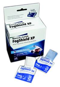 FogShield XP 25/Box Pre-Moistened Lens Cleaning Tissues