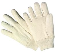 Large/9 Cotton/Polyester Canvas Gloves