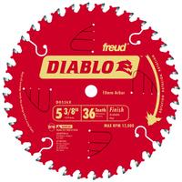Diablo 5 3/8IN  Finishing Circular Saw Blades