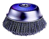 4IN x 5/8-11 ATB Round Trim Cup Brushes