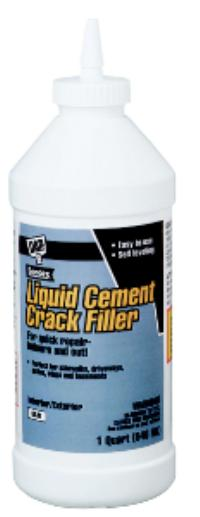 Gray Liquid Cement