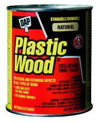 Plastic Wood Natural Solvent Wood Fillers